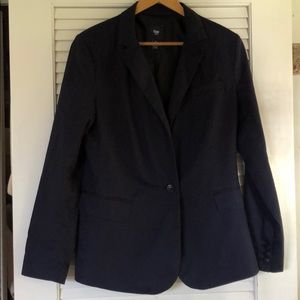 Navy Gap Blazer 8